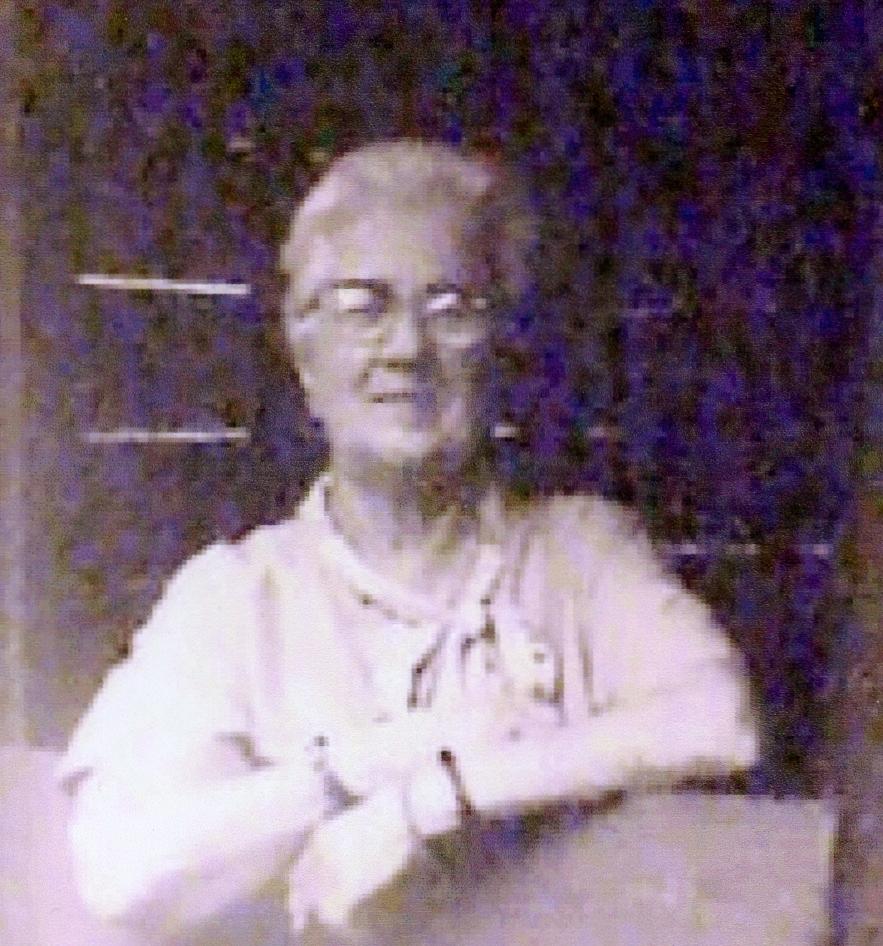 Alice Rondthaler