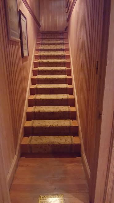 Castle B&B Stairsteps