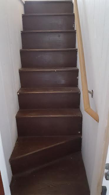 Elsie's Stair Steps