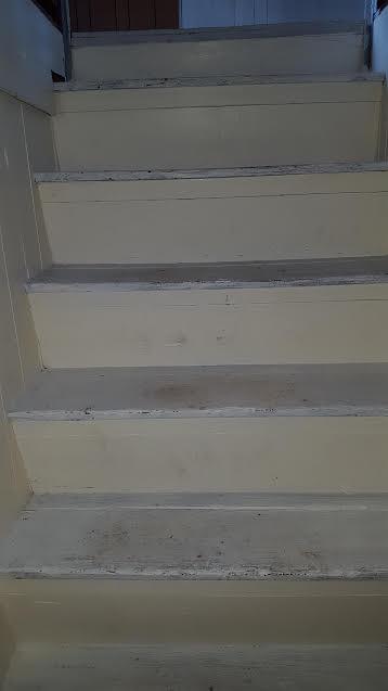 Martha Ann Stairsteps2
