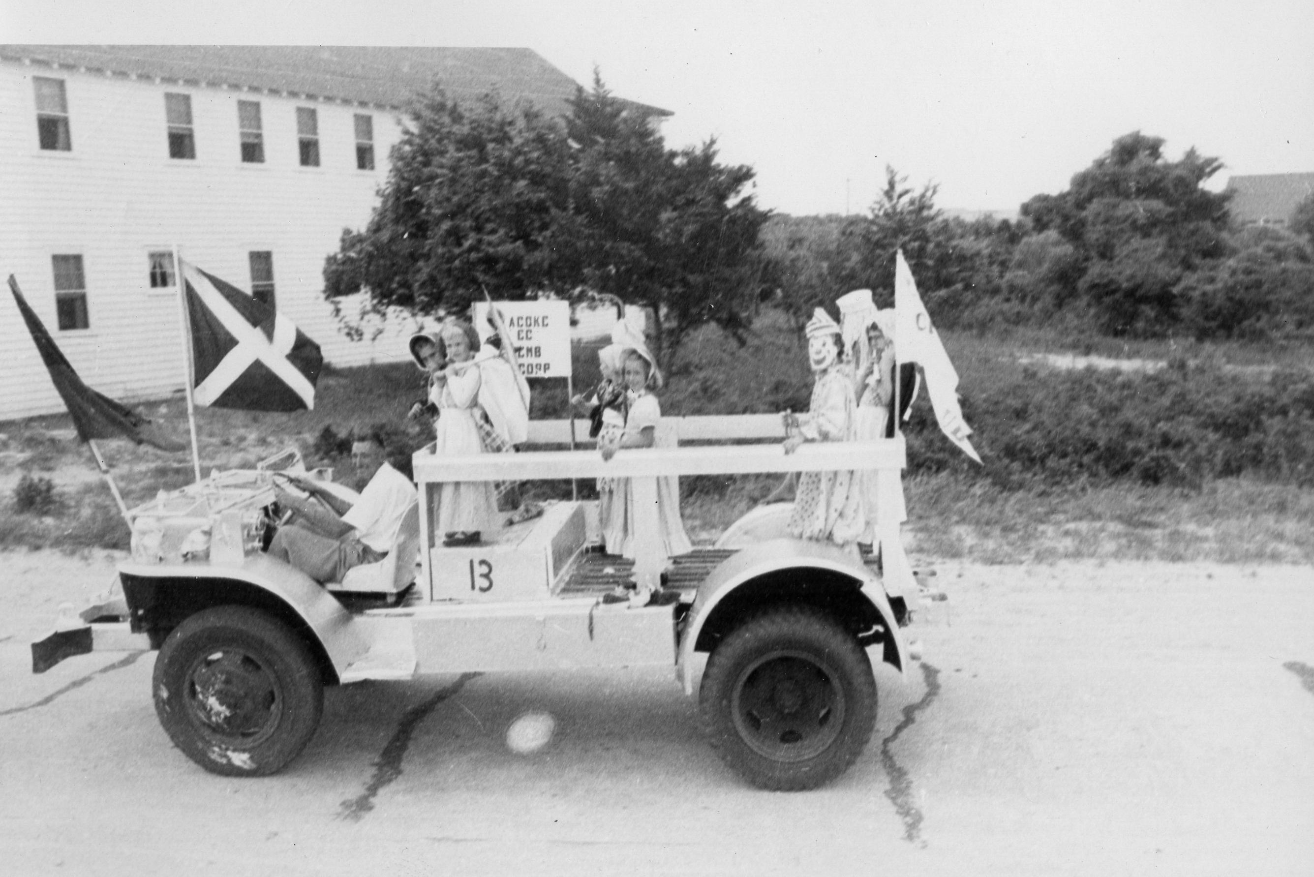 Coast Guard Truck