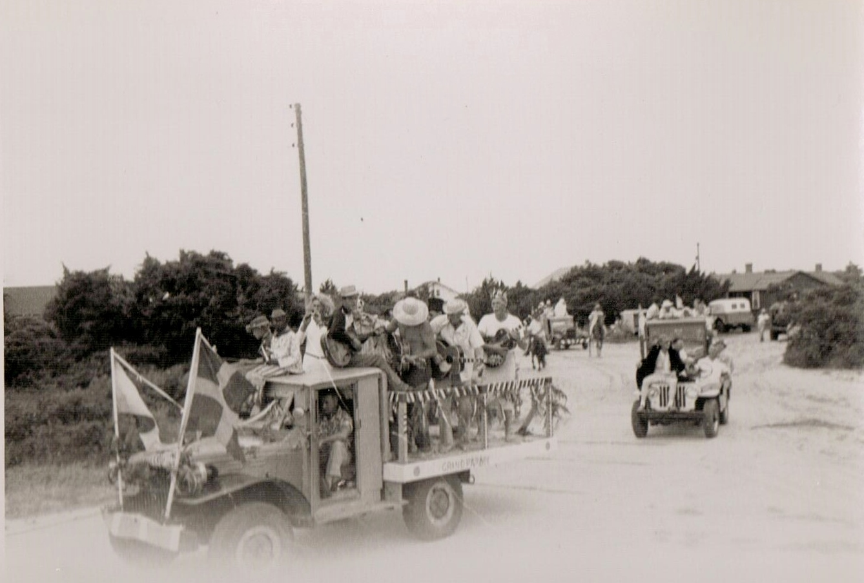 1950s Parade