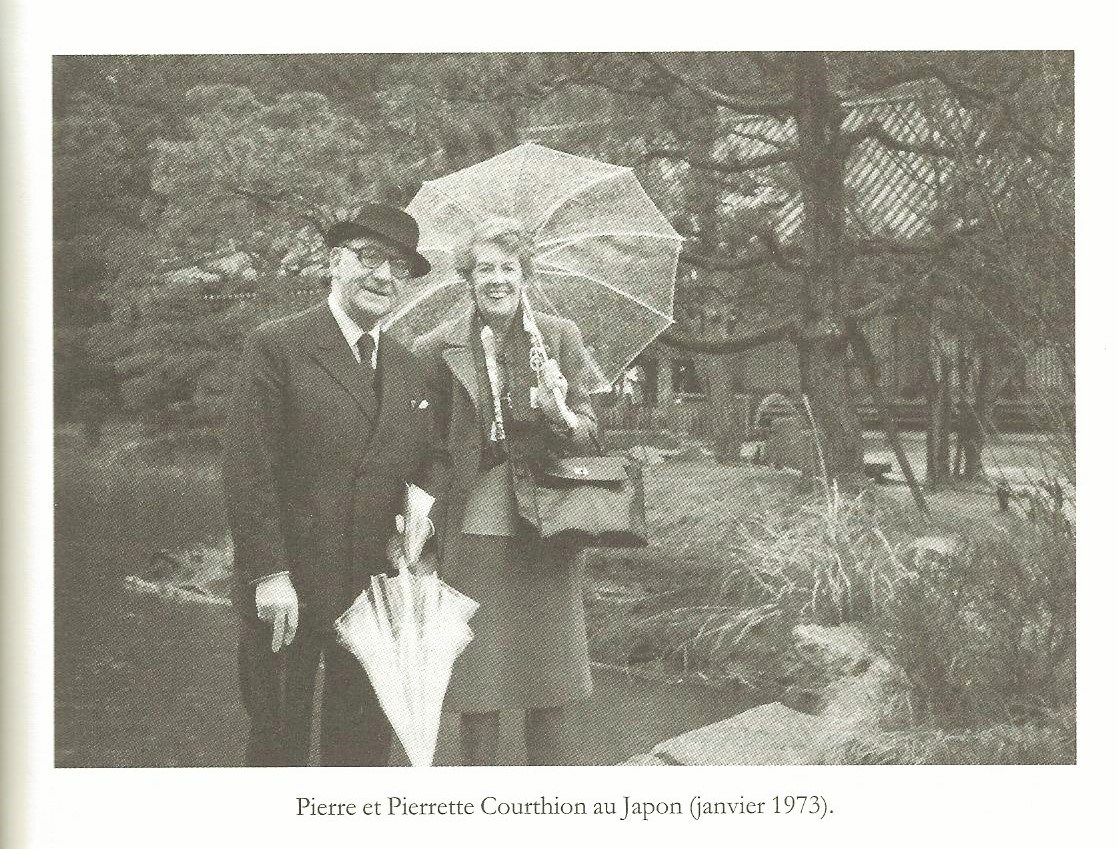 Pierre & Pierrette Courthion