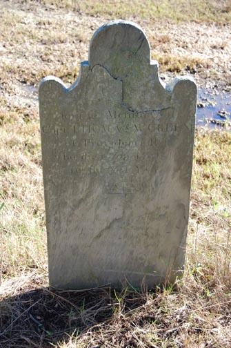 Portsmouth Grave