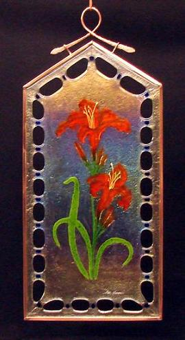 Link to fused glass