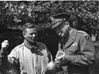 Ira Wyche & Dwight Eisenhower