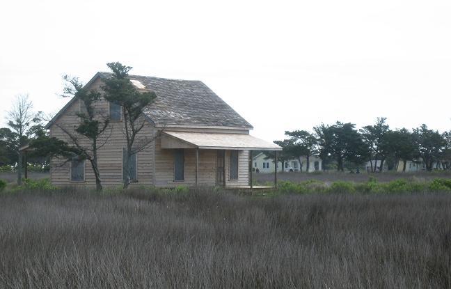 Restored Island Home