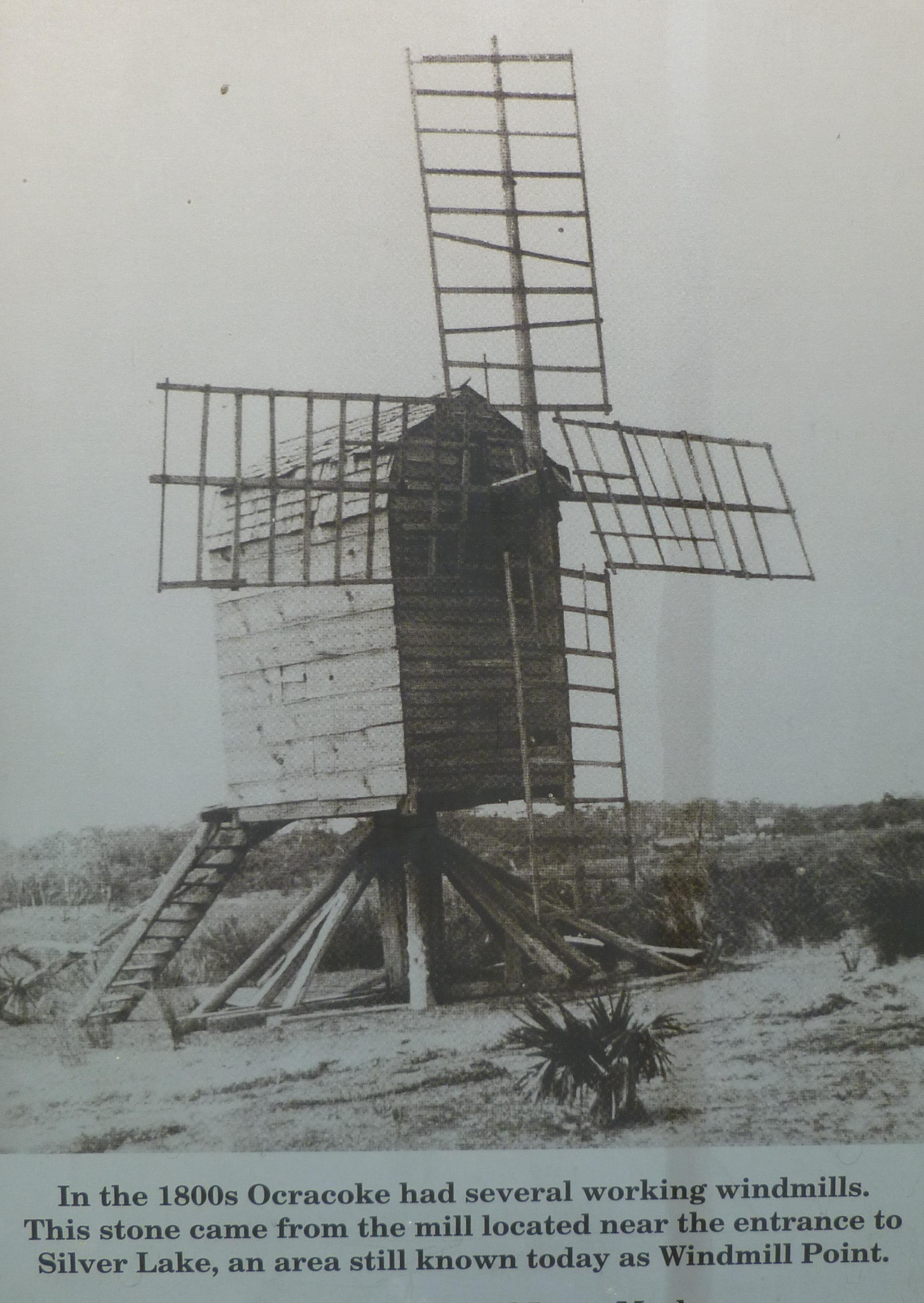 Ocracoke Windmill