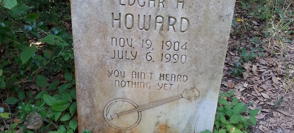 Edgar Howard Tombstone