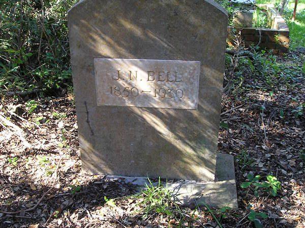 Joe Bell Grave