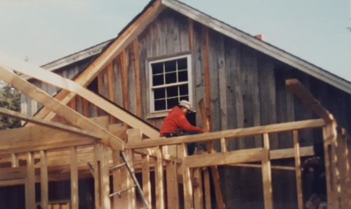 Village Craftsmen Addition Construction, 1986