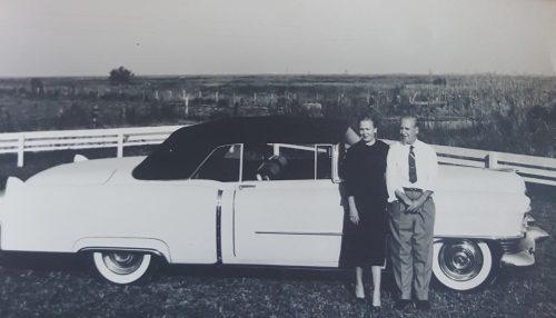 Lloyd Harcum and His Wife Mary