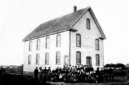 Odd Fellows Lodge, ca. 1901