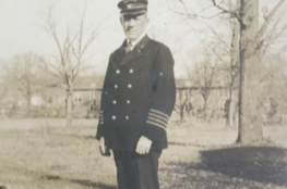 Capt. Myron A. Garrish