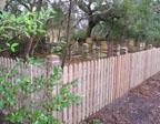graveyard fence