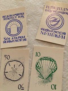 Beachcomber Cards