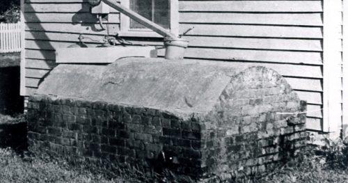 Ocracoke Cistern