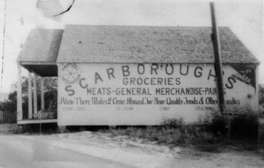 Clarence Scarborough's Store
