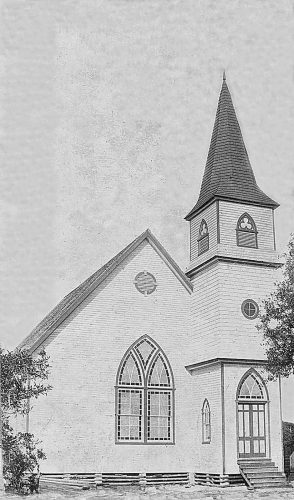 Ocracoke Methodist Episcopal Church, South